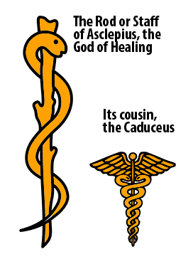 Youve Probably Seen The Familiar Logo Of A Snake On Pole Affixed To Side An Ambulance Or Embroidered Your Doctors Lab Coat