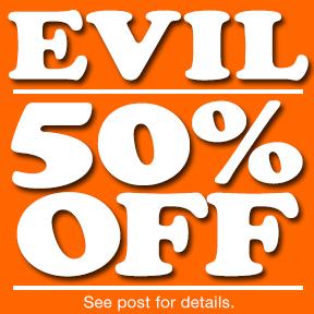 Evil50%off