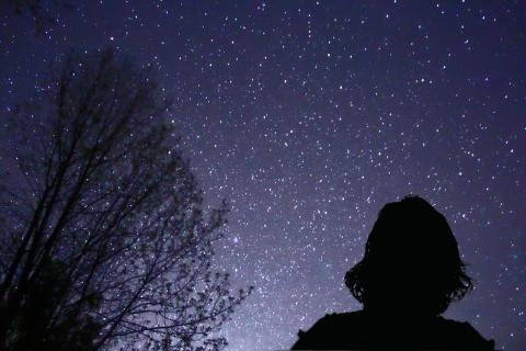 Starry gaze